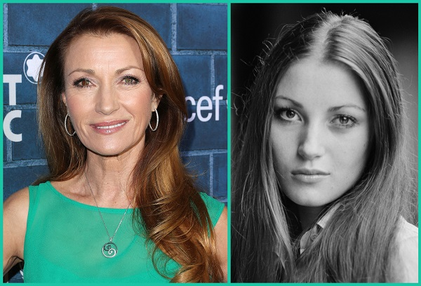 jane seymour young old