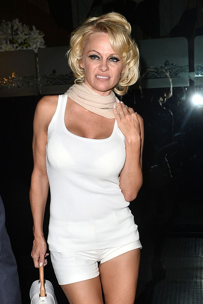 pamela anderson botox