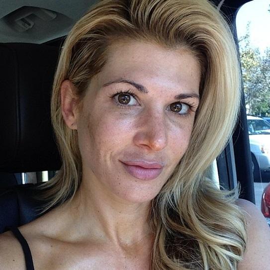 Alexis Bellino Posts No Makeup Selfie On Instagram Boca