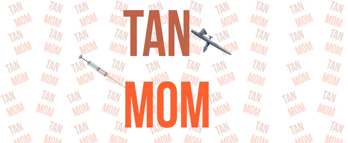its tan mom now botox