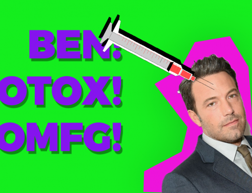 Is Ben Affleck Getting Too Much Botox?